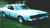 76 Cougar When I First Bought It