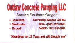 Outlaw Concrete Pumping