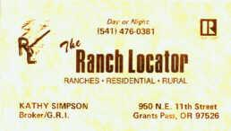 The Ranch Locator Real Estate